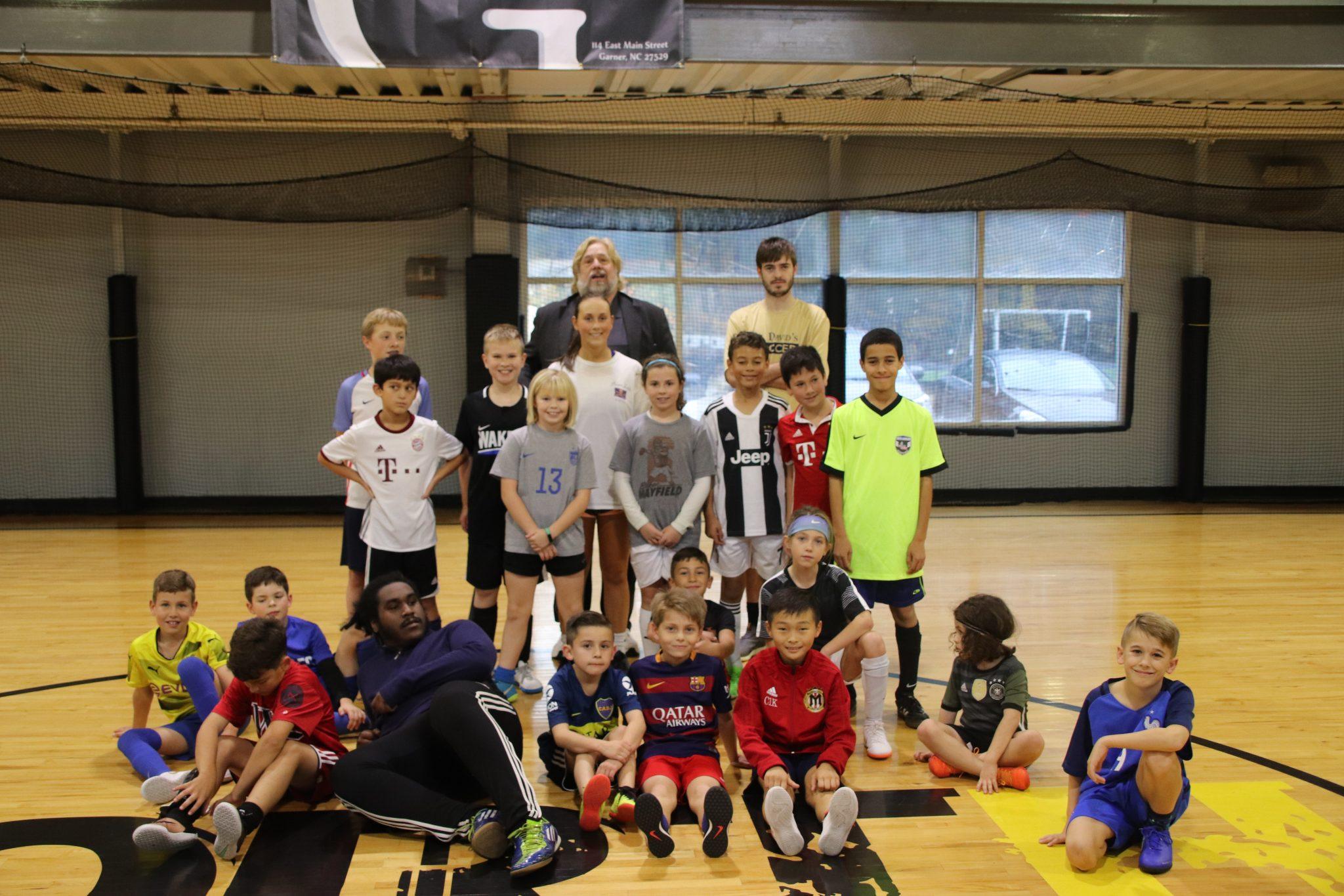 Raleigh Soccer Academy
